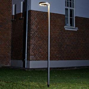 Lucande Stĺpové LED svietidlo Jannis 24W Cree diódy LED