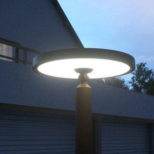 Lucande Moderné stĺpové LED svietidlo Akito