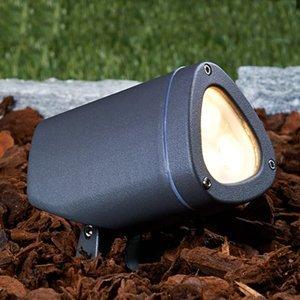 Lucande Outdoor bodové LED svetlo Esma 2700 K výkyvné