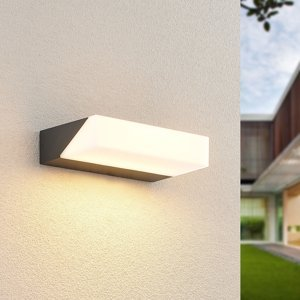 Lucande Lucande Golnar LED nástenná lampa exteriérová