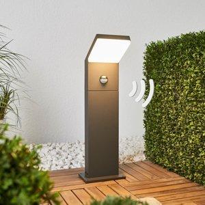 Arcchio Chodníkové LED svietidlo Yolena snímač 60 cm