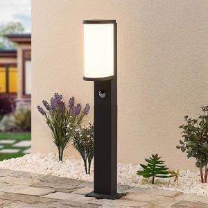 Lucande Lucande Jokum LED chodníková IP54, 60cm, senzor