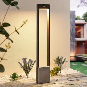 Lucande Lucande Tekiro chodníkové LED svetlo, snímač 100