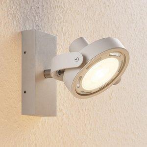 Lampenwelt.com LED svetlo Munin stmievateľné biele 1-plameňové