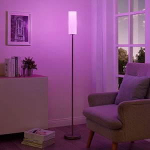Lindby Lindby Smart RGB LED stojaca lampa Felice, app