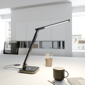 Arcchio Arcchio Libia LED lampa nabíjacia stanica čierna