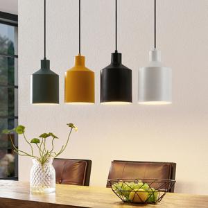 Lindby Lindby Tirane závesná lampa, farebné tienidlá