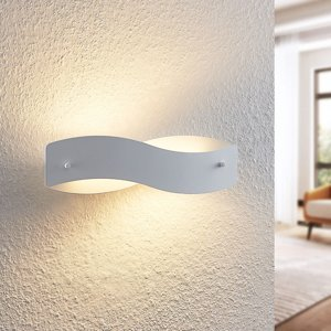 Arcchio Arcchio Shana nástenná LED, biela