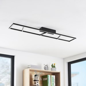 Lucande Lucande Hylda stropná LED, stmievateľná 3 stupne
