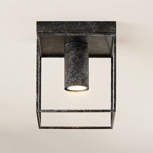 Lindby Lindby Disabio stropné svietidlo z kovu, hrdzavá
