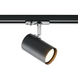 Lindby Lindby Ties bodové koľajnicové LED 1-fázové čierne