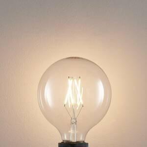 Arcchio LED žiarovka E27 6W 2700K globe, filament, číra