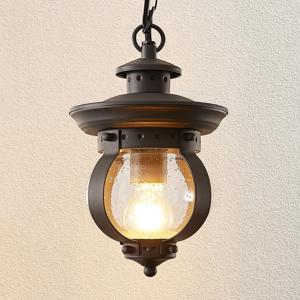 Lindby Lindby Farley závesná lampa do exteriéru
