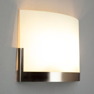 Lindby Nástenné svetlo Karla kovový prvok šírka 35 cm