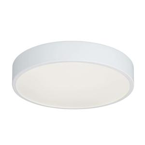 Lindby Lindby Simera stropná LED lampa 30 cm, biela