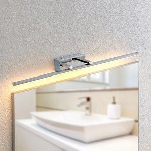 Lindby Lindby Eloni kúpeľňové nástenné LED svetlo, chróm