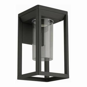 Lindby Lindby Estami vonkajšia nástenná lampa, sivá