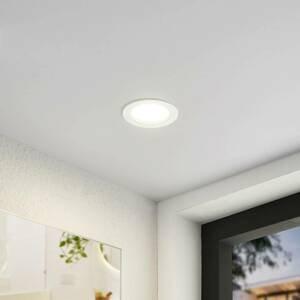 Arcchio Arcchio Milaine zapustené LED, biela, stmievateľné