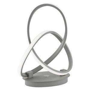 Wofi Stolná LED lampa Indigo, antracitová