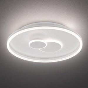 Wofi Stropné LED Nadra, 3-stupňovo stmievateľné okrúhle