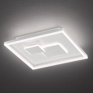 Wofi Stropné LED Nadra, 3-stupňovo stmievateľné hranaté