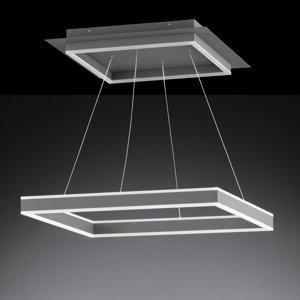Wofi Závesné LED Kemi, s diaľkovým ovládaním, hranaté