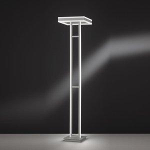 Wofi Stojaca LED Kemi, s diaľkovým ovládaním, hranaté