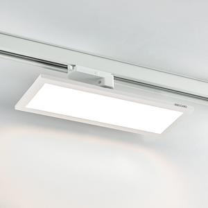Arcchio Arcchio Hairis 3–fázový LED panel biela, 4000 K