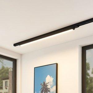 Arcchio Arcchio Harlow LED lampa čierna, 109cm, 3000 K