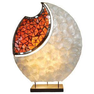 Woru Zdobená stolná lampa YOKO