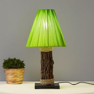 Woru Stolná lampa Tara – zelená