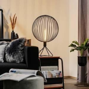 WEVER & DUCRÉ WEVER & DUCRÉ Wiro 2.0 Globe stolná lampa čierna