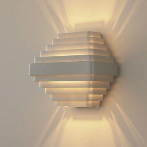 WEVER & DUCRÉ WEVER&DUCRÉ J.J.W. 01 nástenné svetlo 35cm Ag