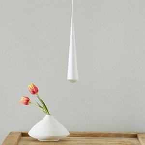 WEVER & DUCRÉ WEVER & DUCRÉ Cone závesné LED svietidlo biele