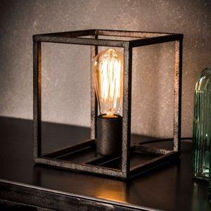 ZIJLSTRA Stolná lampa Perpendillumina iv tvare kocky