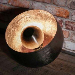 ZIJLSTRA Stolná lampa Basket Light, Ø 28cm