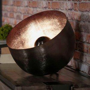 ZIJLSTRA Stolná lampa Basket Light, Ø 36cm