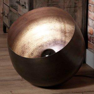 ZIJLSTRA Stolná lampa Basket Light, Ø 46cm