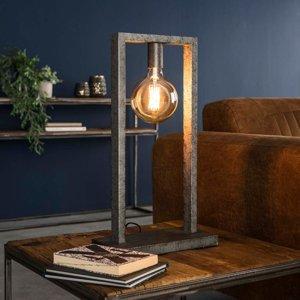 ZIJLSTRA Stolná lampa Portalight, výška 55cm
