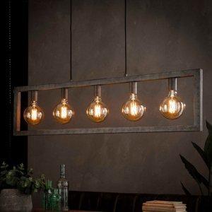 ZIJLSTRA Závesná lampa Portalight, 5-plameňová