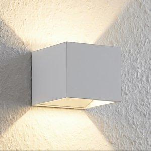 Arcchio Arcchio Antonin nástenné LED, hliník, biele