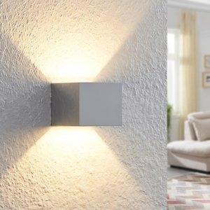 Arcchio Arcchio Antonin nástenné LED, hliník, leštený
