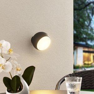 Arcchio Arcchio Davir nástenná LED, mobilná, čierna