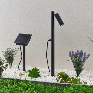 Arcchio Arcchio Rhia solárny LED reflektor s hrotom