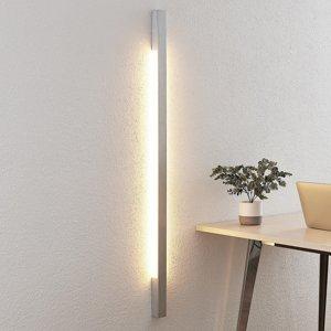 Arcchio Arcchio Ivano nástenné LED 130 cm, sivé