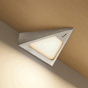 Arcchio Arcchio Odia podhľadové LED, 5-plameňové