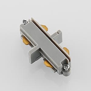 Arcchio Stredový konektor pre koľajnicový systém, nikel