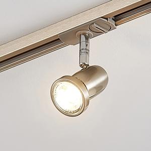 Arcchio LED svetlo Radmir 1-fázový koľajnicový nikel