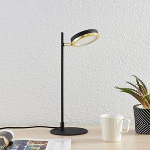 Lindby Lindby Alsani stolná LED lampa