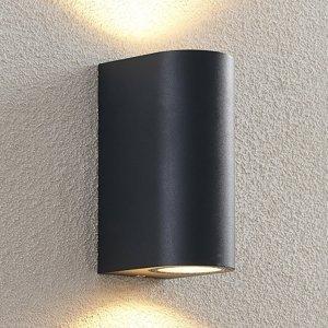 ELC ELC Fijona vonkajšie nástenné LED, okrúhle, 15cm